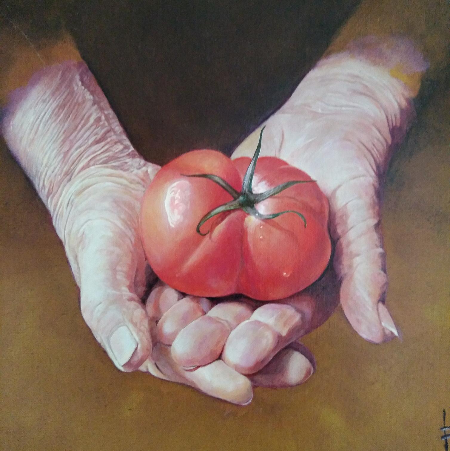 Tomate de ma grand-mère